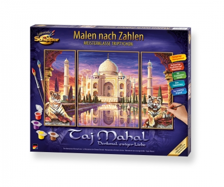 Taj Mahal – Memorial of Eternal Love