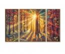 schipper Herbstwald Malen nach Zahlen