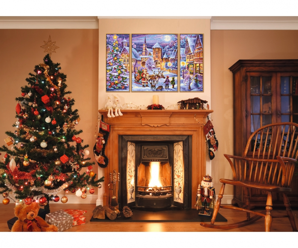 wei e weihnacht weihnachtsbilder malthemen www. Black Bedroom Furniture Sets. Home Design Ideas