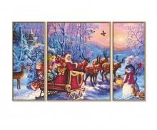 schipper Der Weihnachtsmann kommt! Malen nach Zahlen