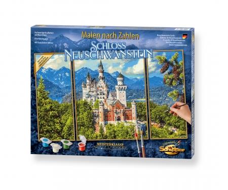 schipper Neuschwanstein Castle