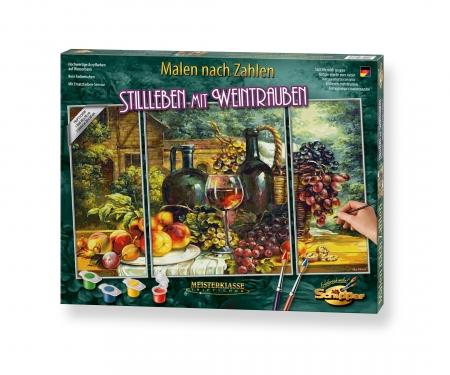 schipper Still life with grapes