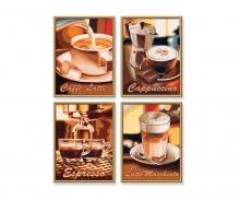 schipper Kaffeepause Malen nach Zahlen