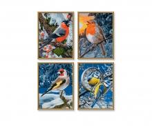 schipper Oiseaux d'hiver