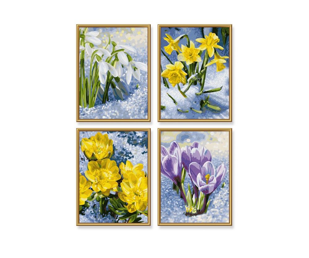 Fr hlingserwachen blumen und pflanzen malthemen www for Blumen und pflanzen bestellen