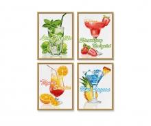 schipper Cocktails Malen nach Zahlen