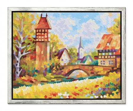 Village idyll