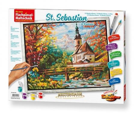 St.Sebastian at Ramsau