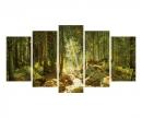 schipper Unser Wald Malen nach Zahlen