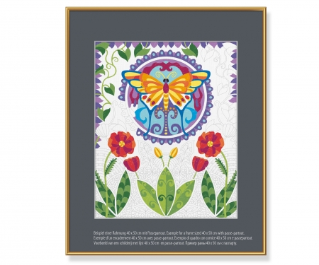 Relax & Color – Butterfly