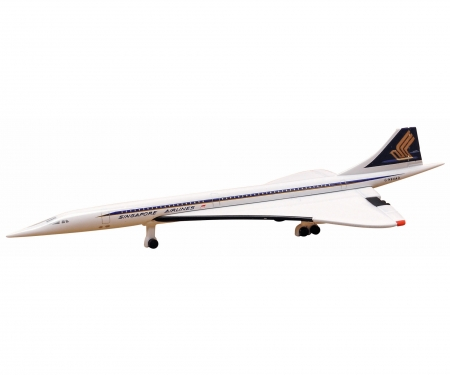 Singapore Airlines/British Airways, Concorde 1:600