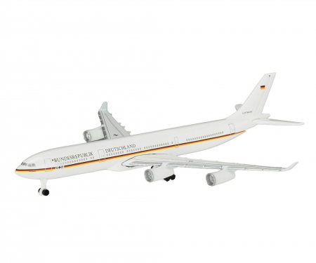 "schuco BRD ""Konrad Adenauer"", Airbus A340-300 1:600"