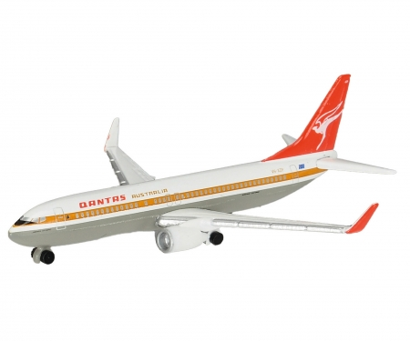 Quantas Airways, Boeing B737-800 1:600