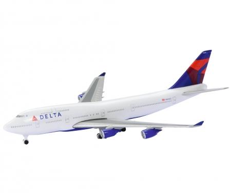 schuco Delta Airlines, Boeing B747-400 1:600