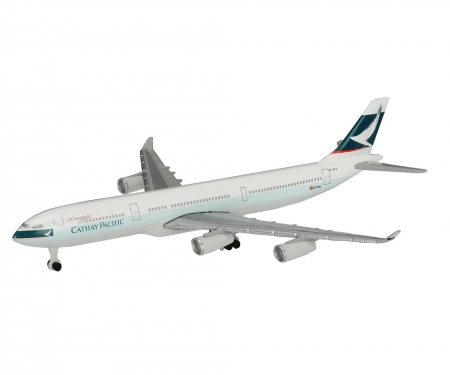 schuco Cathay Pacific, Airbus A340-300 1:600