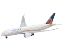 schuco United Airlines, Boeing 787-8 1:600