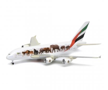 schuco Emirates, A380-800, 1:600