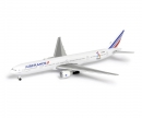 "schuco Air France ""Olympia 2024"", Boeing 777-300, 1:600"