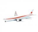 schuco Japan Air Force 1, Boeing 777-300, 1:600