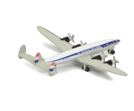"schuco Lockheed Super Constellation ""KLM"" Flying Dutchman, 1:600"