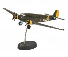 """schuco Junkers Ju52/3m """"Amicale Jean-Baptiste Salis"""", oliv, 1:72"""