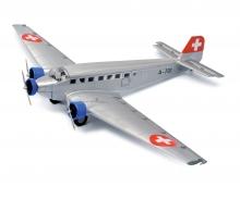 schuco Junkers Ju 52/3m, silber 1:72