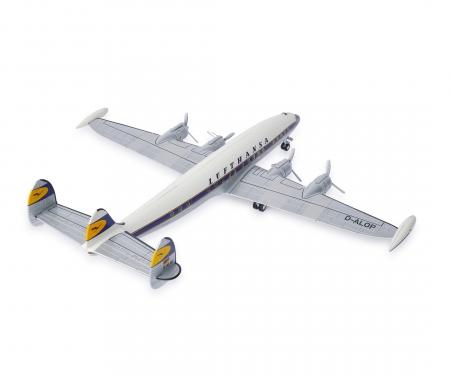 schuco Lockheed L1049G Lufthansa 1:72