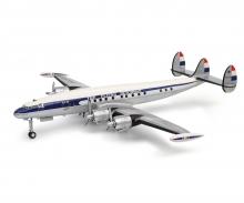 schuco Lockheed L1049G KLM 1:72