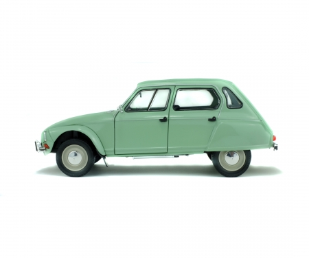 1:18 Citroën Dyane 6, grün, 1967