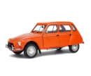 schuco 1:18 Citroën Dyane 6, orange, 1967