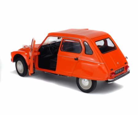 1:18 Citroën Dyane 6, orange, 1967