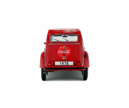 1:18 Citroen 2 CV 6, Coca Cola, 1978