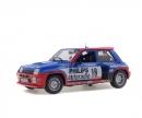 schuco 1:18 Renault R5 Turbo Gruppe B, Tour De Corse, 1984