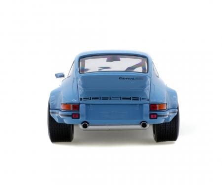 schuco 1:18 Porsche 911 RSR 2.8, 1974, blue