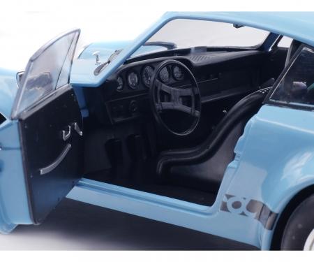 1:18 Porsche 911 RSR 2.8, 1974, blau