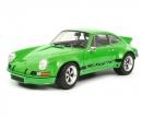 schuco 1:18 Porsche 911 RSR 2.8, 1974, green