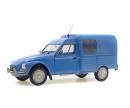 schuco 1:18 Citroën Acadiane, blue, 1984