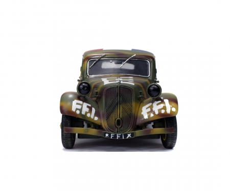 schuco 1:18 Citroën Traction 11CV FFI, 1944