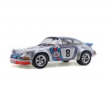 """schuco 1:18 Porsche 911 RSR """"Targa Florio"""", 1973"""