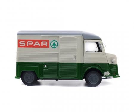 "schuco 1:18 Citroën HY ""Spar"", 1969"