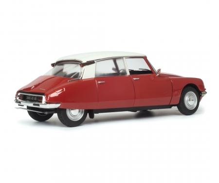 schuco 1:18 Citroën DS Special, red, 1972