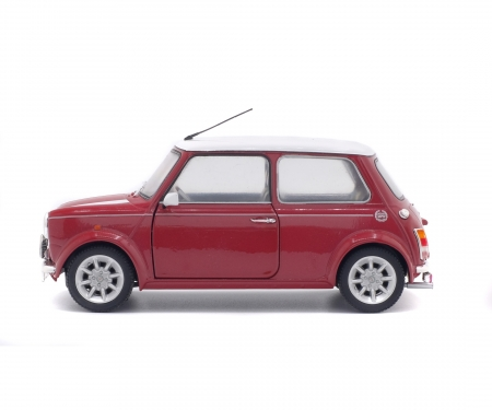 schuco 1:18 Mini Cooper Sport, red, 1997