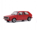 schuco 1:18 VW Golf I, red, 1983