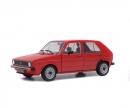 1:18 VW Golf I, rot, 1983