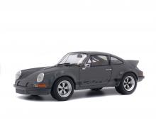 schuco 1:18 Porsche 911 2.8 RSR, grey, 1974