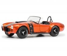 schuco 1:18 AC Corba 427 MK II, orange/schwarz, 1965