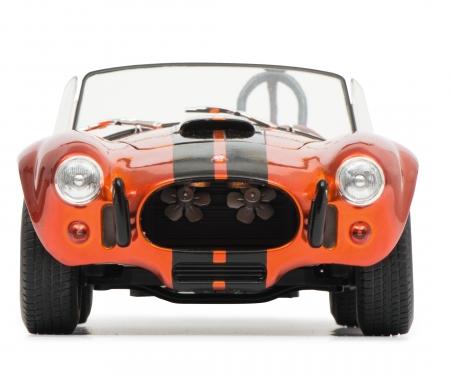 1:18 AC Corba 427 MK II, orange/schwarz, 1965