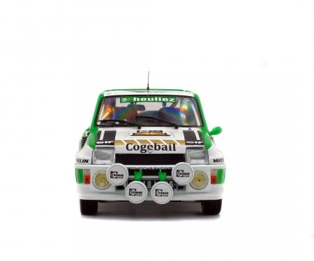 1:18 Renault R5 Turbo Gruppe B #6, Rallye De Lozere, 1984