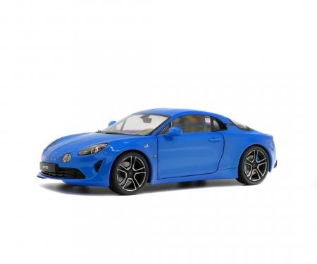 1:18 Alpine A110 Prime Edition, blue, 2017