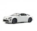 schuco 1:18 Alpine A110 Prime Edition, white, 2017